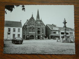 "Gemeentehuis En "" De KAAK "" / Anno 19?? ( Zie Foto Voor Details ) !! - Wommelgem"
