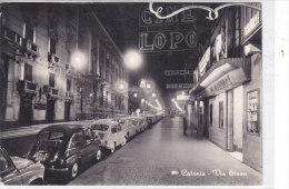CARD CATANIA CINEMA LOPO  AUTO  FIAT 600 -FG-V-2    -0882-16491 - Catania