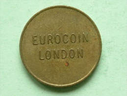 EUROCOIN LONDON ! - Royaume-Uni