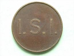 I.S.I. - I.S.I. ! - Non Classés