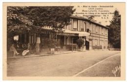 LEON - 40 - Landes - Hôtel Du Centre - Pierre Lataste - Achat Immédiat - France