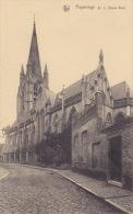 Poperinge- O.L. Vrouw Kerk.  -  Uitgever : Sansens -Vanneste, Poperinge.