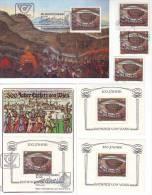 1025z8: Österreich 1983, Türkenbelagerung, Maximumkarte Plus ** Ausgaben - Turkey