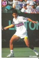 Tennis, -49- Pete Sampras - Tennis