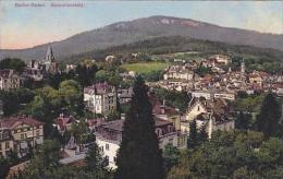 Germany Baden-Baden Gesamtansicht