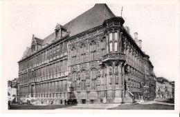 Publicité-Chocolat Martougin-Gent- Gand-Stadhuis-Hôtel De Ville-Oldtimer - Werbepostkarten
