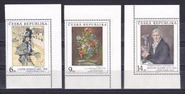Czech Republic 1995 ( Art Type Of 1967 ) - MNH (**) - Czech Republic