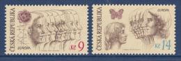 Czech Republic 1995 ( Peace & Freedom ) - MNH (**) - Czech Republic