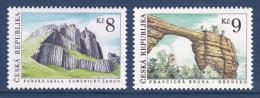 Czech Republic 1995 ( Natural Beauties ) - MNH (**) - Czech Republic