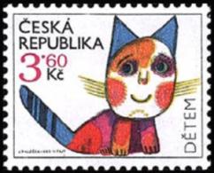 Czech Republic 1995 ( Children's Day ) - MNH (**) - Czech Republic