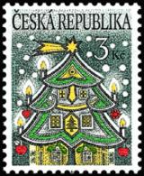 Czech Republic 1995 ( Christmas ) - MNH (**) - Czech Republic