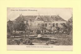 Gruss Vom Schlachtfeld Weissenburg - Wissembourg - Wissembourg