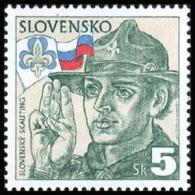Slovakia 1995 ( Slovak Scouting ) - MNH (**) - Slovacchia