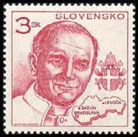 Slovakia 1995 ( Visit Of Pope John Paul II ) - MNH (**) - Slovacchia