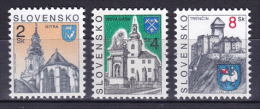 Slovakia 1995 ( Castles & Churches ) - MNH (**) - Slovacchia