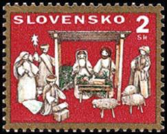 Slovakia 1995 ( Christmas ) - MNH (**) - Slovacchia