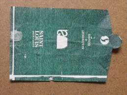 Emballage De Sucre Ancien ST LOUIS  GALE SUCRIERE Allombert 321 - Sugars