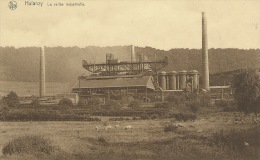 Halanzy  / Athus - La Vallée Industrielle - Usine Sidérurgique ( Voir Verso ) - Aubange