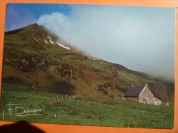 V09-15-cantal-le Puy-mary- L'ombre Qui Sort Des Volcansèèvictor Hugo-- - France