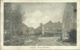 Oreye - Route D'Orange - 1920  ( Voir Verso ) - Oreye