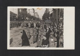 Yugoslavia PPC Funerals Of King Alexander I - Yugoslavia