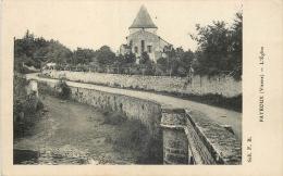 86 PAYROUX EGLISE - Frankrijk