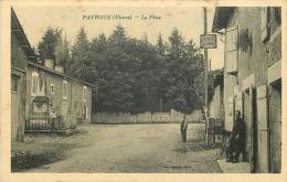 86 PAYROUX PLACE CAFE RESTAURANT - Frankrijk