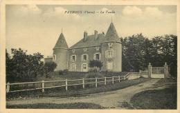 86 PAYROUX LA TOUCHE - Frankrijk