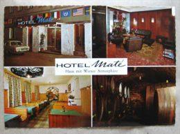 Kt 475 / Hotel Mate, Wien - Hotels & Gaststätten
