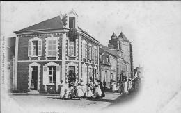 Rue De L'Eglise - Procession - Le Crotoy