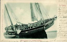 Marins Au Débarquement - Le Crotoy
