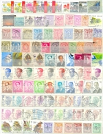Belgie - Belgique - Z-1133 - 100  Zegels-timbres -  0,40 Euro - Collections