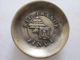 LEGION ETRANGERE / COUPELLE BRONZE DU REG FRANCE LIBAN FINUL - Unclassified