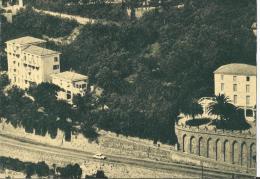 Dépliant Publicitaire Format Carte Postale - Villa Saint Camille à Théoule - Advertising