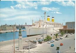 Palermo - Stazione - Marittima -Gare Maritime - Bateau Boat - Palermo