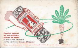 BUVARD - CHICOREE LEROUX - Café & Thé