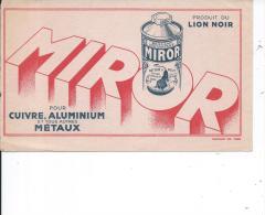BUVARD - Produit Du LION NOIR - MIROR - Wash & Clean