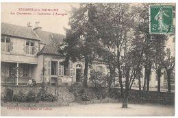 YZEURE (Allier) Izeures - Près De Moulins - Les Charmettes - Institution D´Aveugles - Moulins