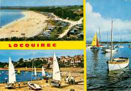 Dép 29 - Bateaux - Voiliers - Locquirec - Multivues - Semi Moderne Grand Format - état - Locquirec