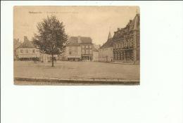Philippeville Grand Place Et Banque Nationale - Philippeville