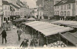 POISSY - Le Petit Marché - - Poissy