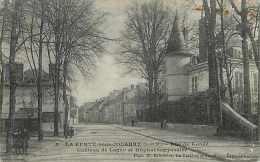 Juin13 1501 : La Ferté-sous-Jouarre  -  Rue De Condé  -  Château De Lagny  -  Hôpital Temporaire - La Ferte Sous Jouarre