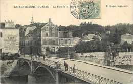 Juin13 1503 : La Ferté-sous-Jouarre  -  Pont De La Marne - La Ferte Sous Jouarre
