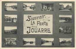 Juin13 1505 : La Ferté-sous-Jouarre  -  Souvenir De - La Ferte Sous Jouarre