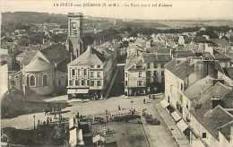 Juin13 1507 : La Ferté-sous-Jouarre  -  Place - La Ferte Sous Jouarre
