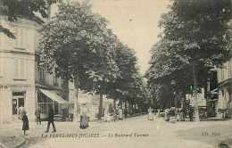 Juin13 1511 : La Ferté-sous-Jouarre  -  Boulevard Turenne - La Ferte Sous Jouarre