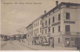 Treviso - Conegliano - Sul Corso Vittorio Emanuele    +   Albergo - Treviso