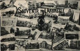 6  PC ALLIER - L'Arbresle - Roche Sur Yon - La Bourrée - Villeneuve Sur Allier - France