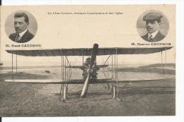 M.René Et Gaston Caudron - Aviateurs