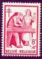 Belgium 1956 OBP 1004   MNH ** Carpenter - Belgique